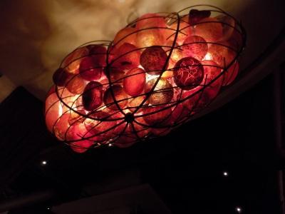Blown Glass Lights