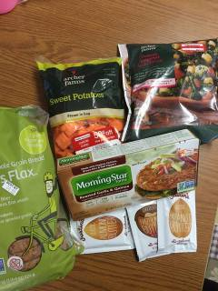 Vegan Food Haul
