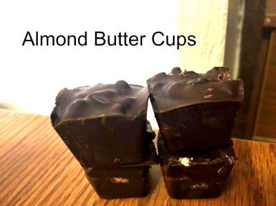 Dark Chocolate Almond Butter